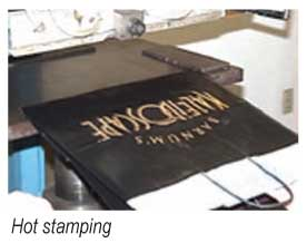 b761a9d1 The second and third methods are post converted in a manual process, with  the logo applied to the paper after it has been folded into a bag. Post  printing ...