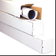 3 x 3 x 43 Square Mailing Tube 25/Case