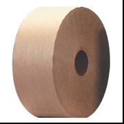 KR604 - 70mm x 450' White  Economy Reinforced Tape