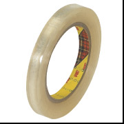 "665-1/2"" x 72 3M Double Sided Clear Tape"