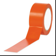 "3"" x 36""  Orange  Aisle Marking Tape 6-Mil"