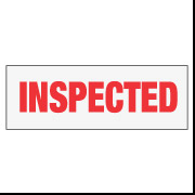 "2"" x 110 ""Inspected"""