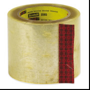 "3565 - 5"" x 110 3M Label Protection Tape 12/Case"