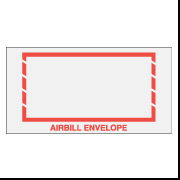"5 1/2"" x 10"" Red Border ""Airbill Envelope"" 1000/Case"