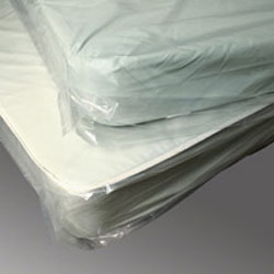 "82"" x 18"" x 100"" 3 Mil X-King Pillow Top Mattress Bags"