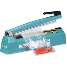 12 in. Hand Operated Impulse Heat Sealer