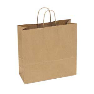16 x 6 x 16 Kraft Shopping Bag 200/Case