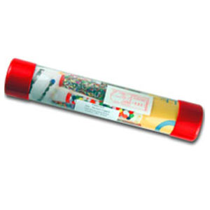 "2"" x 18"" Plastic Mailing Tubes 65/ctn"