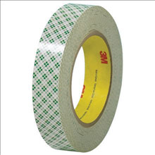 "410 - 1"" x 36 3M Double Sided Masking Tape 36/Case"