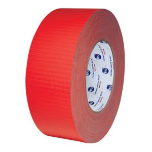 "2"" x 60' Red Cloth Duct Tape (3 PK)"