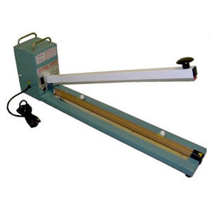 "32"" Hand Operated Impulse Heavy Duty Heat Sealer"