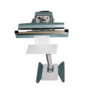 "18"" Foot Pedal Operated Impulse Heat Sealer"
