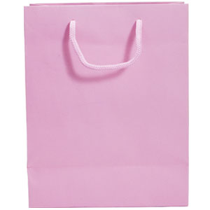 "16 x 6 x 18"" Rose Tint Tote 25/Case"
