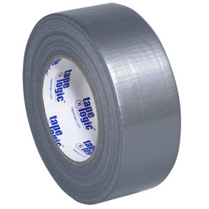 "3"" x 60 yds. Silver Tape Logic 9.0 Mil Duct Tape (16 Rolls)"