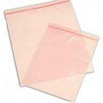 9 x 12 -  4 mil Pink  Anti Static Reclosable Bags