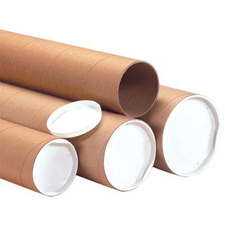 Heavy-Duty Kraft Mailing Tubes