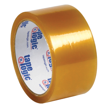 Natural Rubber Carton Sealing Tape w/ Polyester Film