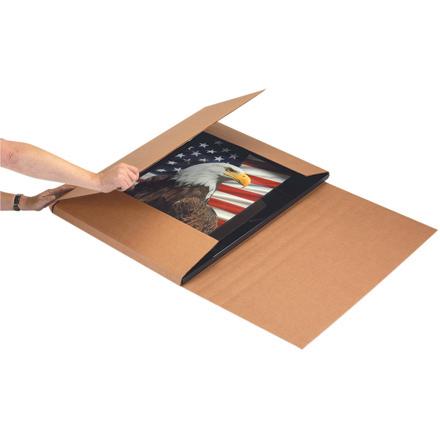 Jumbo Kraft Bookfolds