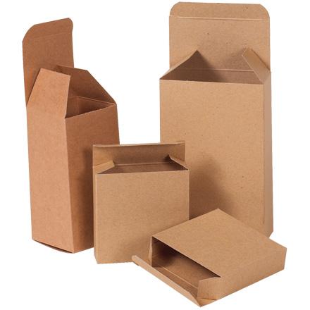 Kraft Folding Cartons
