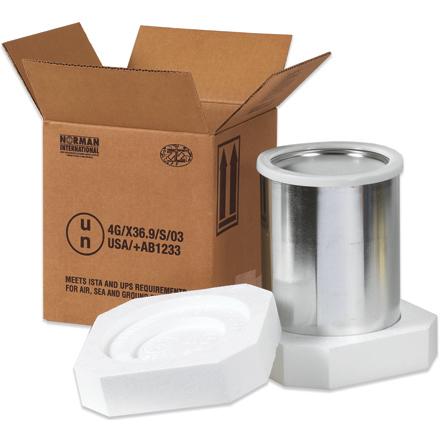 Hazardous Foam Shipper Kits