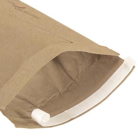 Kraft Padded Mailers - Self-Seal