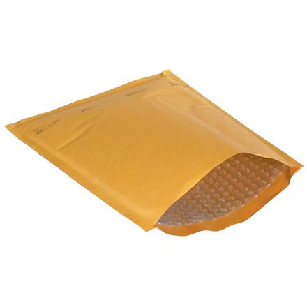 Kraft Bubble Mailers - Heat Seal