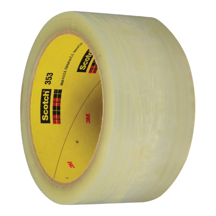 3M - Hot-Melt Carton Sealing Tape