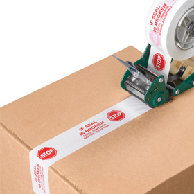 Pre-Printed - Carton Sealing Tape