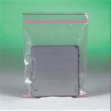 4 Mil. Pink Anti Static Reclosable Bags