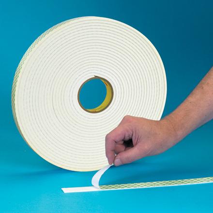 3M Polyethylene Double Sided Foam Tape