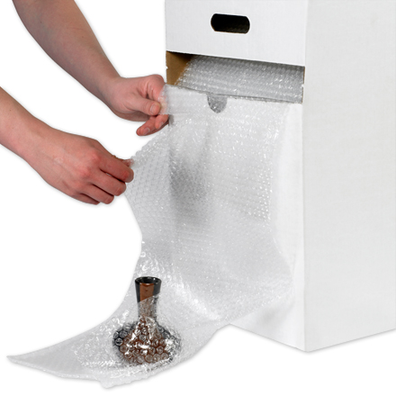 Adhesive Air Bubble Roll Dispenser