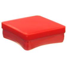Custom Square Plastic Tube Caps