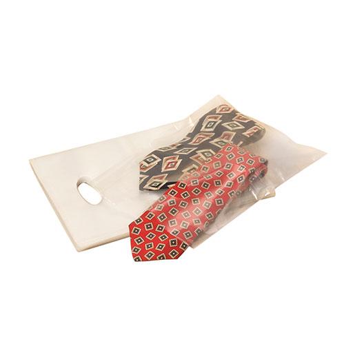 Clear Merchandise Bags