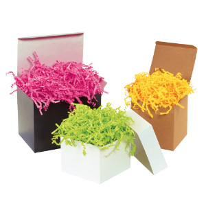 100% Recycled Crinkle Cut Paper Shred