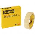 3M - 665 Scotch Brand Double Sided Tape (Permanent)