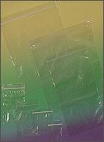 """10"""" x 13"""" 4 Mil. Reclosable Bags 500/Case"""