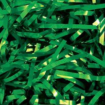 10 lb. Green Metallic PureMetallic Shred Veryfine Cut