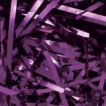 10 lb. Purple Metallic PureMetallic Shred Veryfine Cut