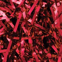 10 lb. Red Metallic PureMetallic Shred Veryfine Cut