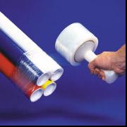 """3"""" x 80ga x 1000 Bundling Stretch Film 18 Rolls/Case"""