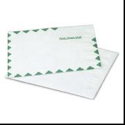 6 x 9 - White Flat Tyvek Envelopes 100/Case