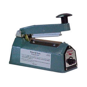 "4"" Hand Operated Impulse Heat Sealer"