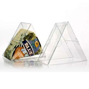 """4"""" x 2"""" x 3 1/2"""" Triangular Box (25 Pack)"""