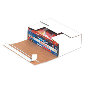 7 11/16 x 5 7/16 x 2 7/16 Self Seal DVD Mailer 200/Case