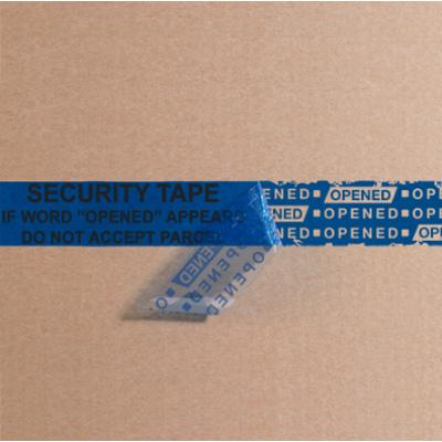 "2"" x 60 Yards Blue Tape Logic Secure Tape 1 Rolls/Case"