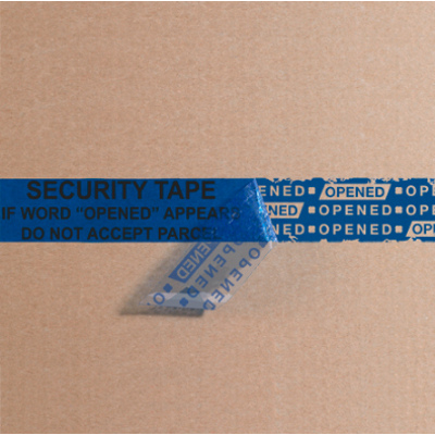 "3"" x 60 Yards Blue Tape Logic Secure Tape 24 Rolls/Case"