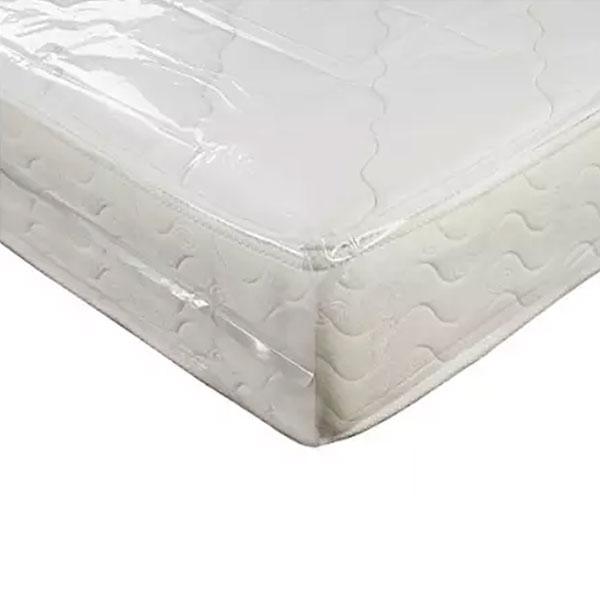 "40"" x 15"" x 95"" 4 Mil. Twin Size Pillow Top Mattress Bags 50 Bags/Roll"