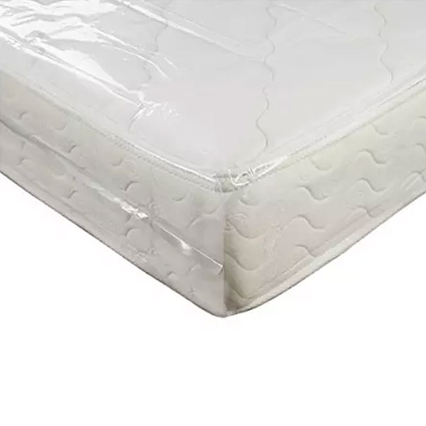 "82"" x 15"" x 100"" 4 Mil. King Size Pillow Top Mattress Bags 25 Bags/Roll"