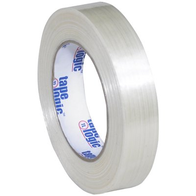 """1"""" x 60 Yards Tape Logic 1500 Strapping Tape 36 Rolls/Case"""