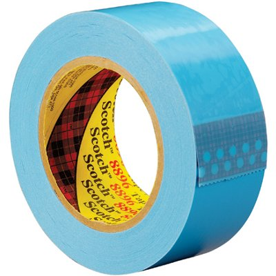 """2"""" x 60 Yards 3M 8896 Strapping Tape 24 Rolls/Case"""